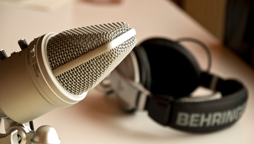 The Podcast and your Radio Voice